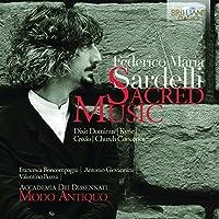 Federico Maria Sardelli: Musica Sacra by Accademia dei Dissennati