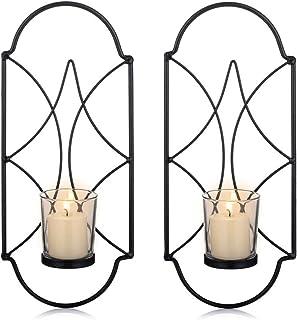 Hosaire Bougeoir en M/étal Creative Motif de Birdcage Creux Photophore M/étallique pour D/écoration de Table de Banquet de Mariage Maison Cadeau Anniversaire Noel Saint-Valentin 1Pcs