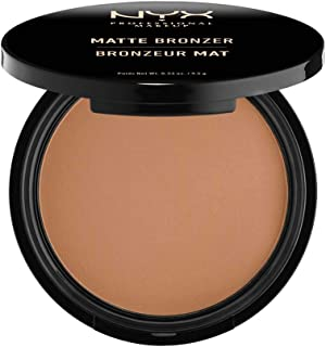 Nyx Professional Makeup Bronzer Maquillaje, Tono Medium, 9.5 g