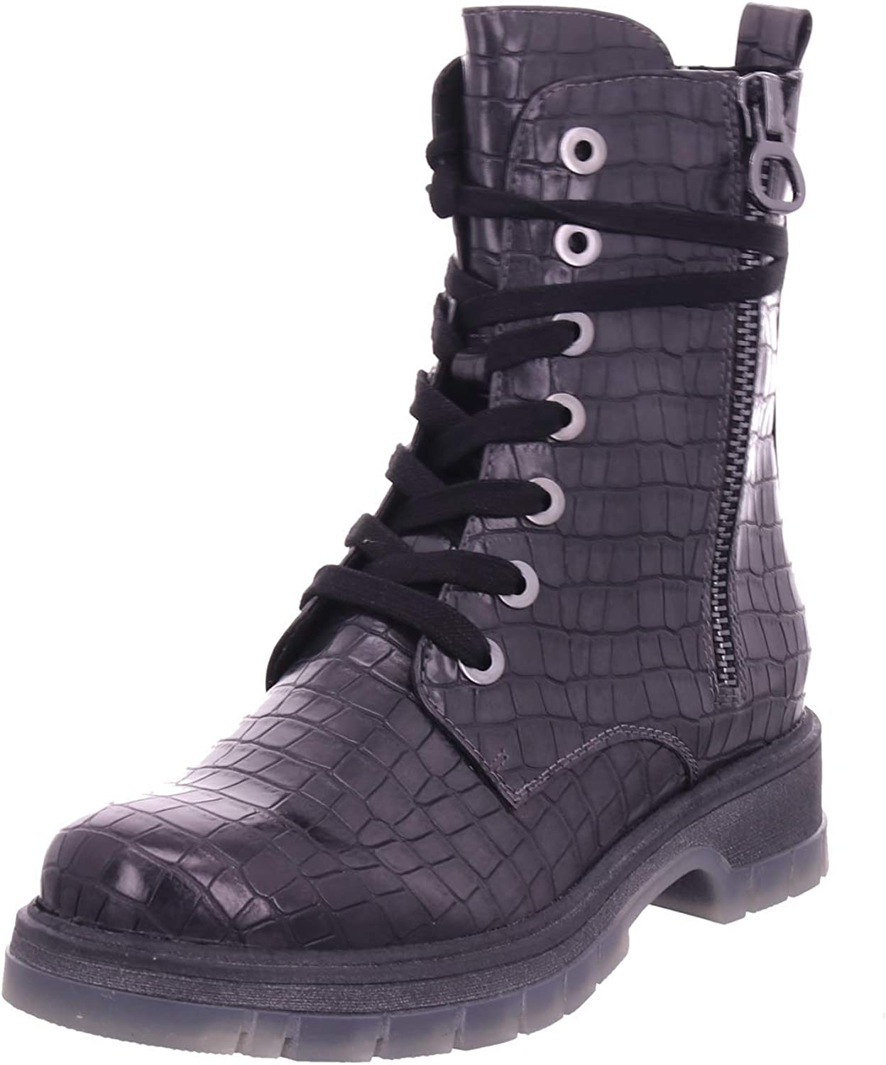 MARCO 1 year warranty TOZZI Women's 2-2-25215-25 Schnürboot Don't miss the campaign Grey Dk Boot Ankle