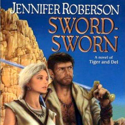Sword-Sworn audiobook cover art