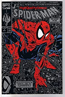 SPIDER-MAN #1, NM+, Todd McFarlane, 1990, Black Silver, More Spidy's in r store