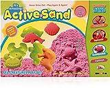 Ekta Toys Active Sand Sea Creatures Play Set By Krasa
