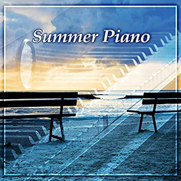 Summer Piano – Summer Vintage Jazz Sounds for Lazy Evening, Sensual Sounds and Jazz Music for Good Mood