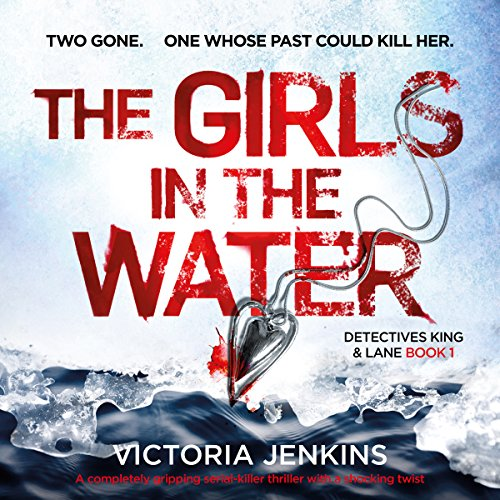 The Girls in the Water cover art