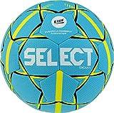 Select Handball Sigma, t?rkis/gelb (0)