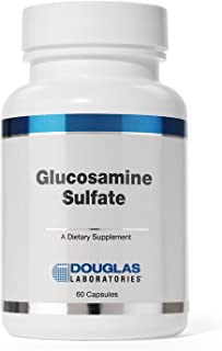 Douglas Laboratories - Glucosamine Sulfate 500 mg. - Absorbable Formula Supports Synthesis and Maintenance of Connective Tissue* - 60 Capsules