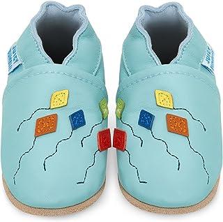 Miękkie skórzane buty do nauki chodzenia, do raczkowania, do domku dla niemowląt z zamszową podeszwą. Dla chłopców i dziew...
