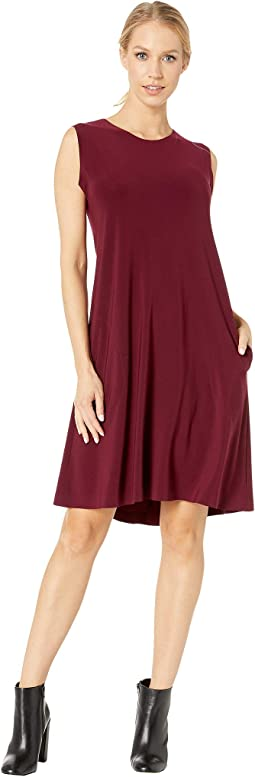 debbd056251 Manila grace high low sleeveless dress