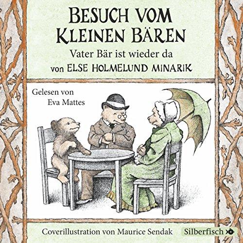Besuch vom Kleinen Bären / Vater Bär ist wieder da audiobook cover art