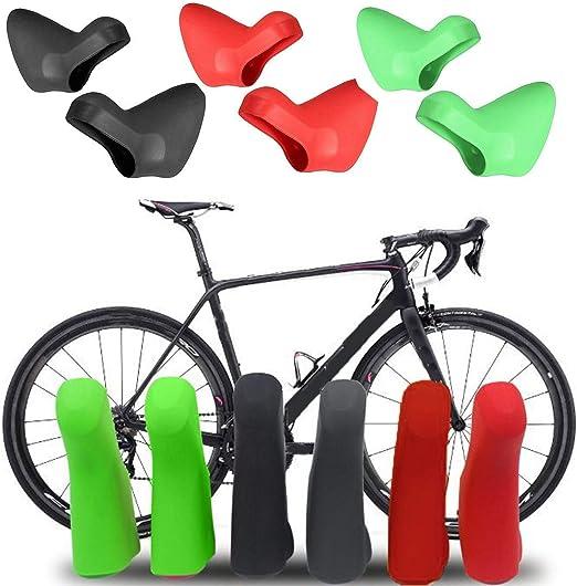 LMIAOM Silicona Bicicleta de la Bici Shifter Bicicleta de ...