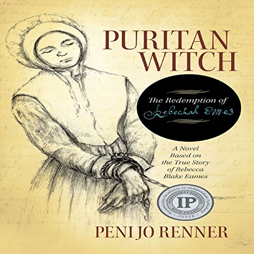 Puritan Witch audiobook cover art