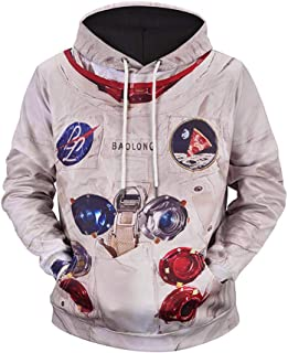 Best neil armstrong space suit hoodie Reviews