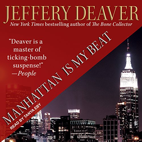 Manhattan Is My Beat audiobook cover art