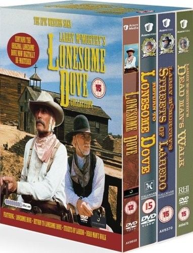 Larry McMurtry's Lonesome Dove Collection