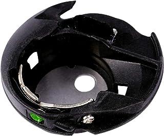 Artibetter Caja de Bobina de Máquina de Coser Caja de Bobina de Acero Inoxidable Compatible con Suministros de Piezas de M...