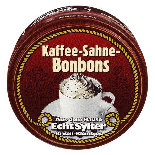 Echt Sylter Brisen-Klömbjes Kaffee-Sahne Bonbons