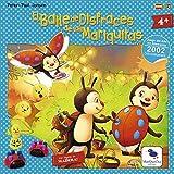 Ediciones MasQueoca - El Baile de Disfraces de las Mariquitas (Español)(Portugués)