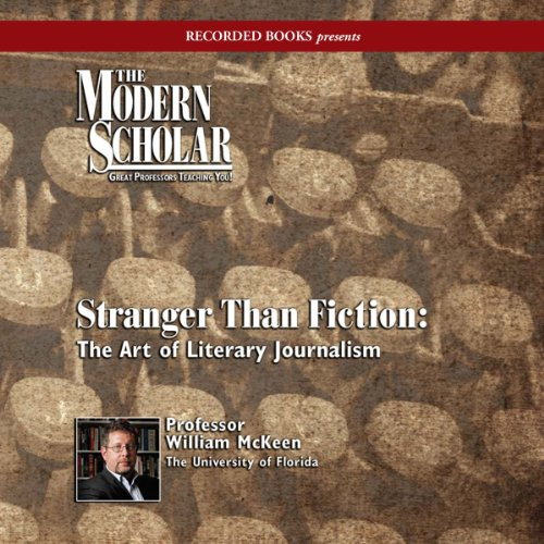 The Modern Scholar: Stranger Than Fiction Titelbild