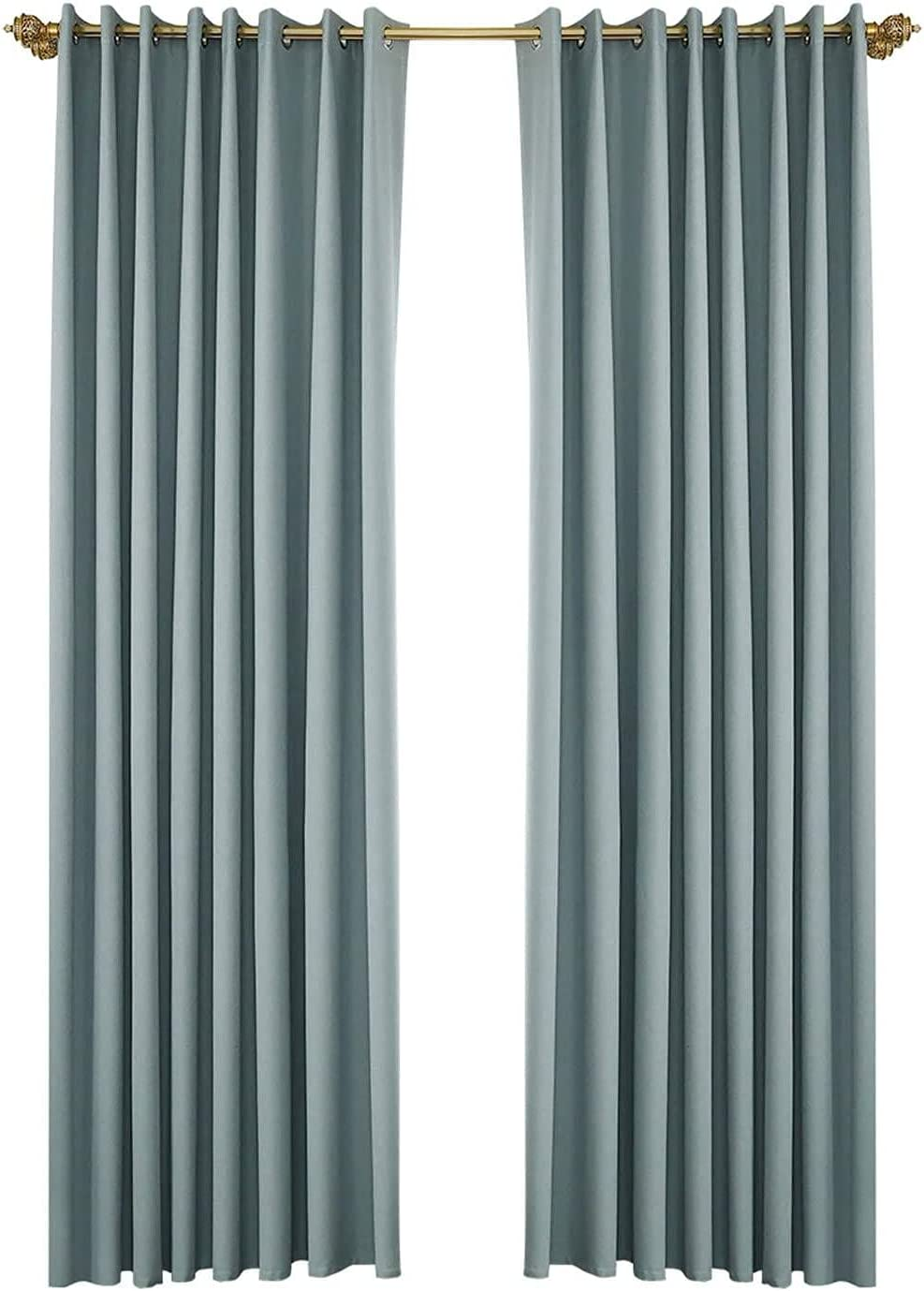 YXJD Outdoor Milwaukee Mall Curtain for Patio Beauty products Waterproof Rustproof Publ Grommet