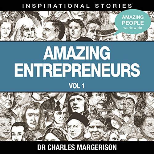 Amazing Entrepreneurs cover art