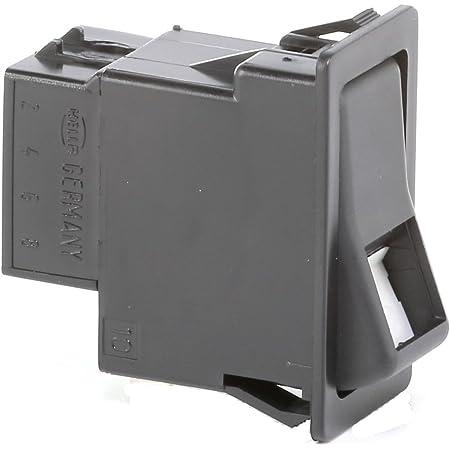 Hella 6rh 007 832 441 Schalter Kippbetätigung Ausstattungsvar Ii I 0 Anschlussanzahl 3 Auto