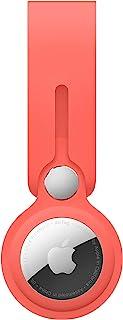 Apple AirTag Anhänger - Zitruspink