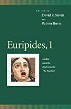 Euripides, 1: Medea, Hecuba, Andromache, The Bacchae