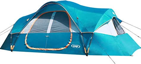 UNP Camping Tent 10-Person-Family Tents, Big, Easy Up, 5...