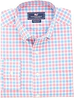 Vineyard Vines Men's Rowayton Check Murray Shirt