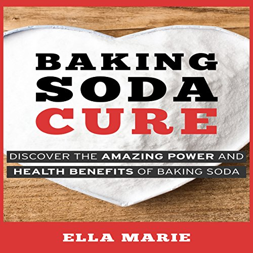 Baking Soda Cure audiobook cover art