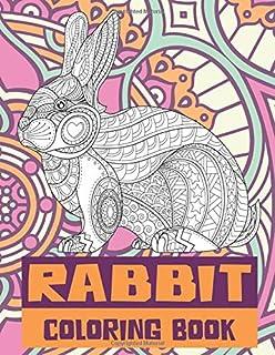 Rabbit - Coloring Book