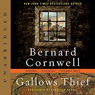 Gallows Thief: A Novel audiobook cover art