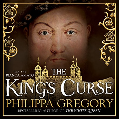 The King's Curse audiobook cover art
