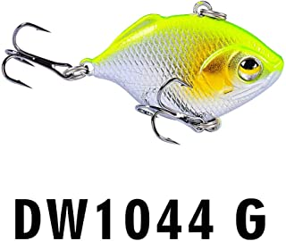 DOITPE Fishing Lures Topwater Lifelike Multi Jointed Swimbaits Trout Artificial Hard Baits CrankBaits Fish Tackle Kits Bass Trout Walleye Redfish in Freshwater and Saltwater