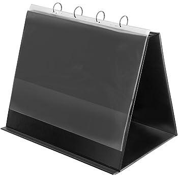 Tisch Flipchart, A3 quer, 4 Ring Mechanik