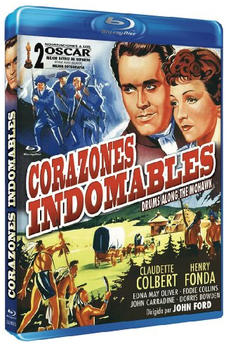 Corazones Indomables (Blu-Ray Import) [1939]