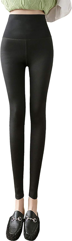 Frost`nai Womens Rare Leggings Fleece Lined Thermal Cheap bargain High Wa Legging