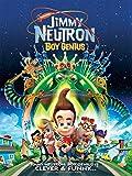 Jimmy Neutron: el niño inventor (2001, John A. Davis)