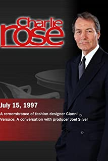 Charlie Rose - A remembrance of Gianni Versace; with producer Joel Silver (July 15, 1997)