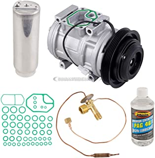 For Acura Legend 1993 1994 1995 AC Compressor w/A/C Repair Kit - BuyAutoParts 60-80408RK New