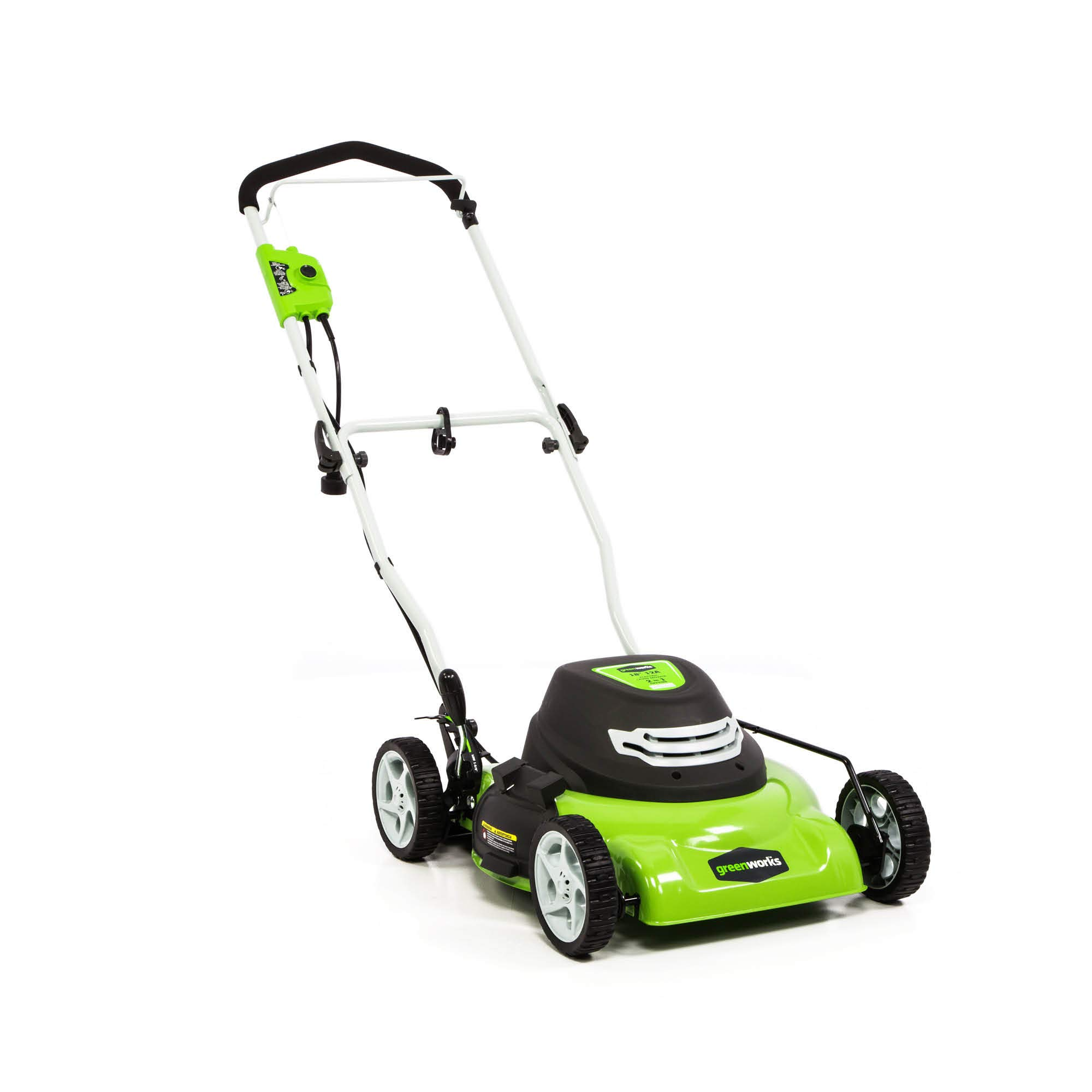 Greenworks 18 Inch Corded Electric 25012