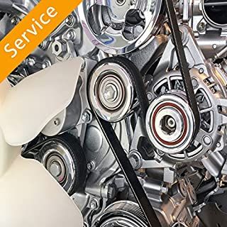 Serpentine Belt or Drive Belt Replacement