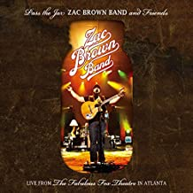 Pass The Jar - Zac Brown Band and Friends Live from the Fabulous Fox Theatre In Atlanta (2CD/1DVD) by Zac Brown Band (2010-05-04)