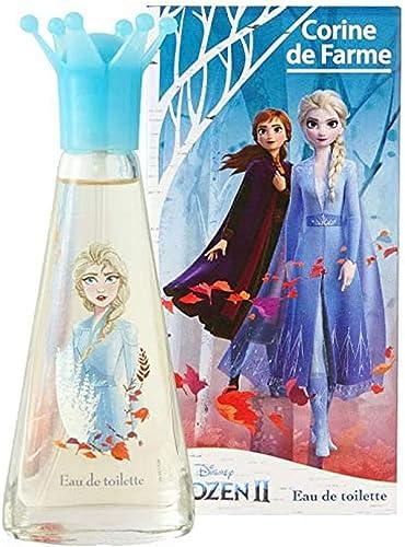 Corine De Farme | Reine Des Neiges | Parfum Enfant | Eau De Toilette Disney | Notes Fruitées | Fabrication Française