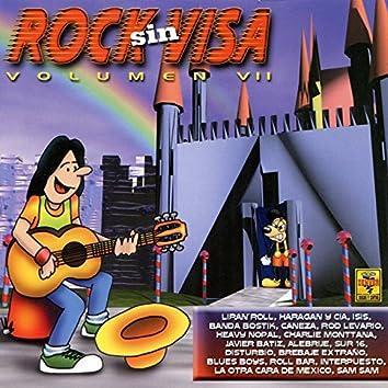 Rock Sin Visa, Vol. 7