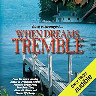 When Dreams Tremble audiobook cover art