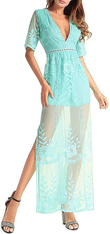 Cheryl Bull Fashion Women's Perspective Lace Dress