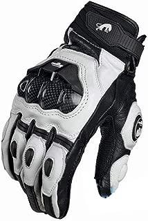 Kecontsy Full Finger Motorcycle Gloves Motocross Leather Gloves
