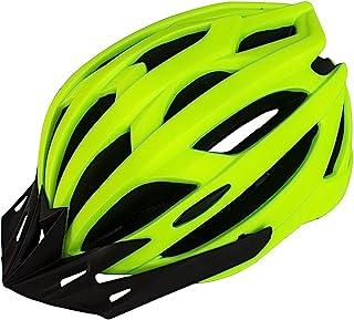 Flu Casco de Bicicleta para Hombre Mujer Ligero Ajustable Casco de Casco Bicicleta Adulto MTB Road Bicicleta Casco de Bici...